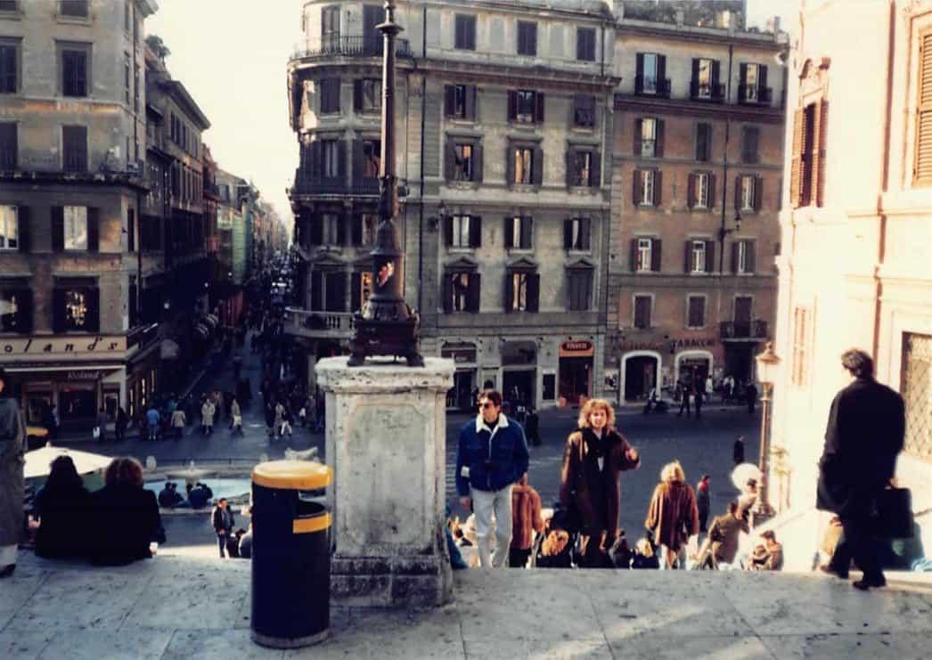 初めての海外旅行はイタリア一人旅