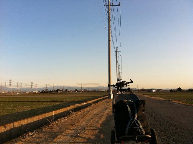 早朝からサイクリングして習慣について考えた