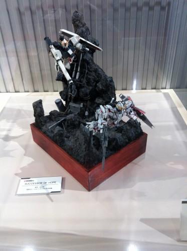 機動戦士ガンダムUC展