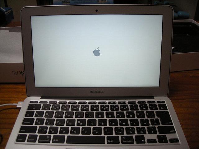 MacBook Airを手に入れた恥ずかしさよ
