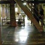松江城天守閣のこの階段を見てなにかピンときませんか