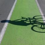 自転車専用レーンが景観を損ねるって話ほか