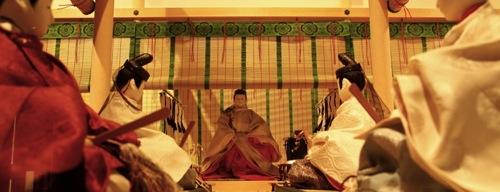 京都の時雨殿は小倉百人一首の殿堂であるとラジオで聴いた