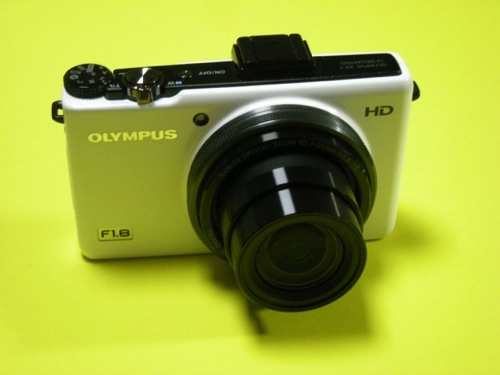 オリンパスXZ-1
