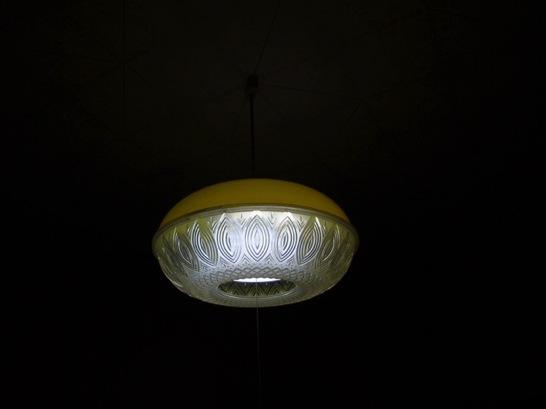昔ながらの蛍光灯