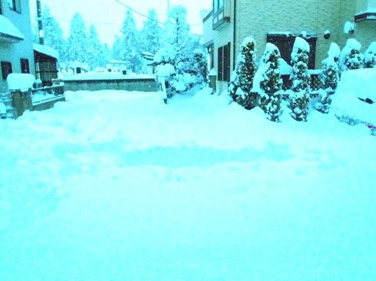 豪雪のための道具