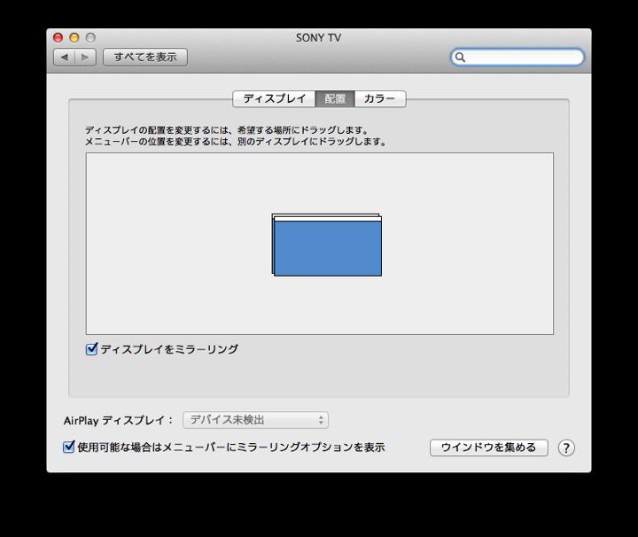 Mac用HDMIディスプレイケーブル