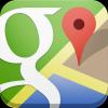 iPhoneでgoogle mapを使っていてうざい画面がでるときの対処