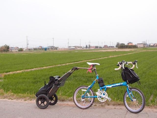 通勤でも旅行でも使える自転車の装備について