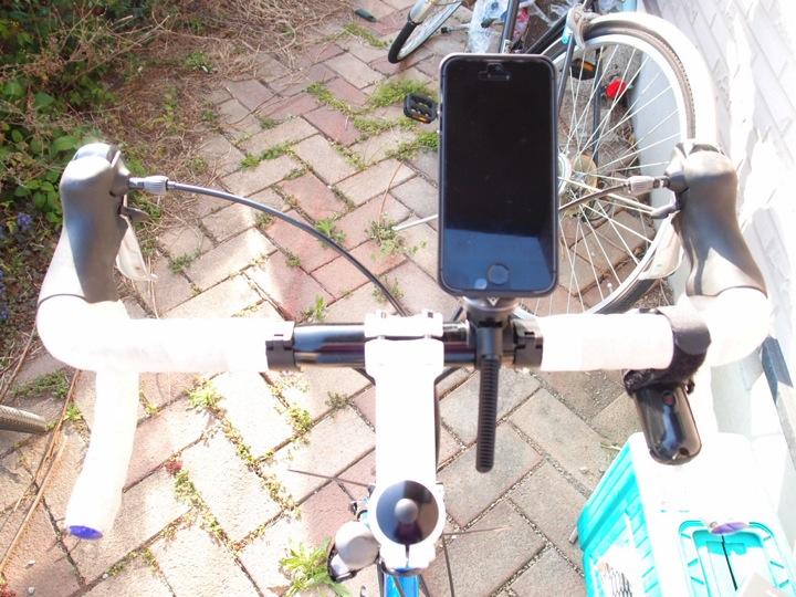 topeak iPhoneホルダー