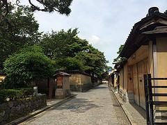 金沢の街雑感