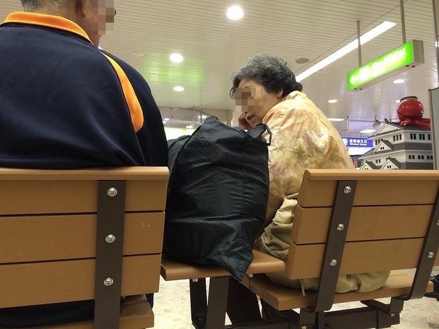 三原のおばちゃん