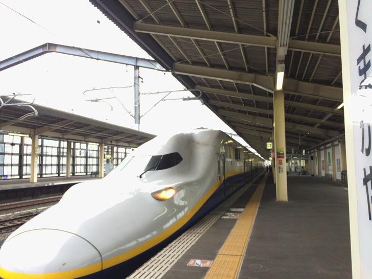 上越新幹線2階建車両MAXのトリビア