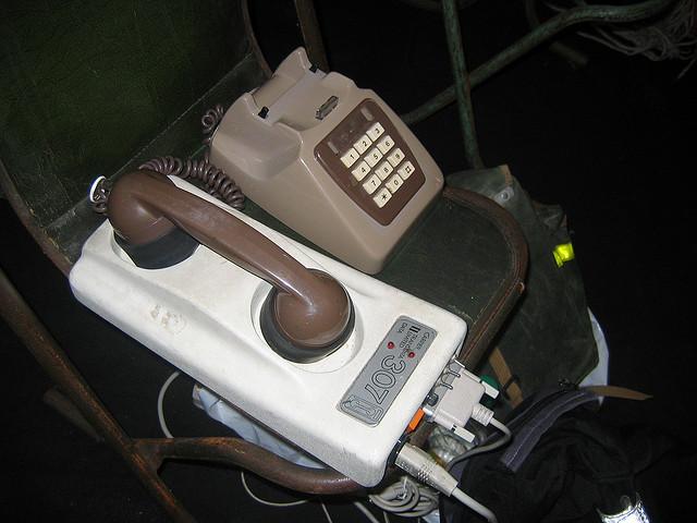 アナログ電話回線からデジタル回線への切り替えが無料でやってもらえるという案内を受けた