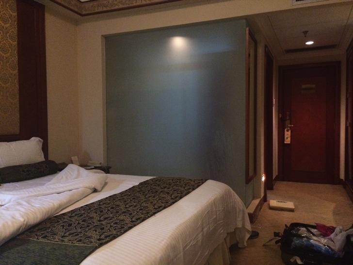 中国のホテル事情