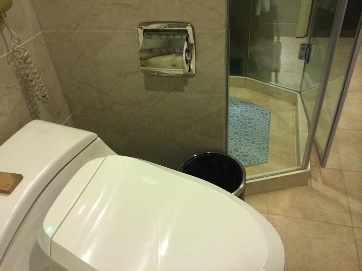 中国ホテルのペーパーホルダー