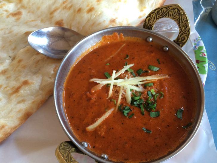 ほんとのインド料理とカレーの店