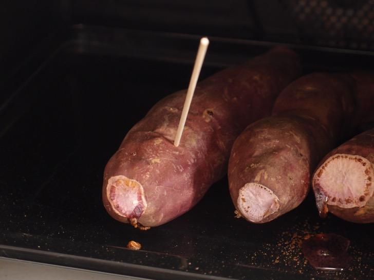 電子レンジで焼きいも作れて自宅でも満足のサツマイモ