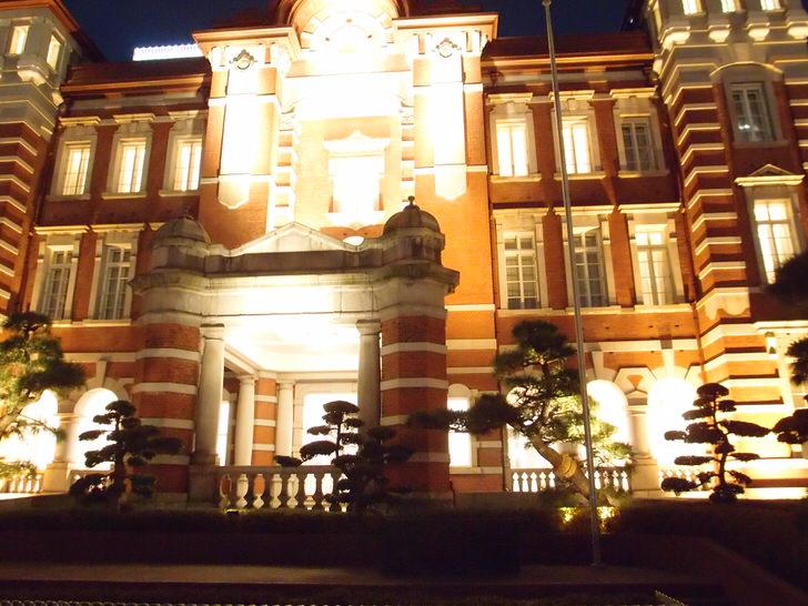 東京駅丸の内口駅舎