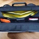ブロンプトンのSバッグを改造してひらくPCバッグ並み(ほどではないが)に超使いやすくしてみた