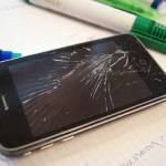 iPhoneの修理について