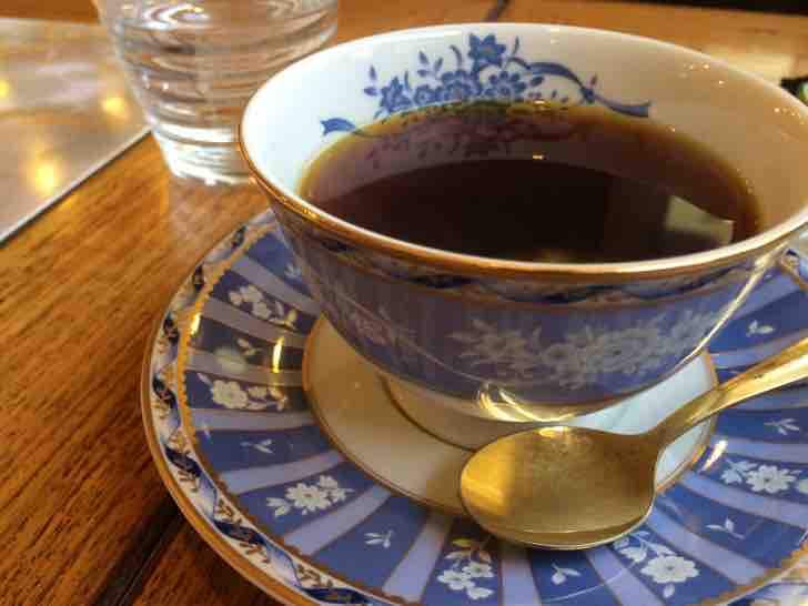 深谷喫茶ホリー