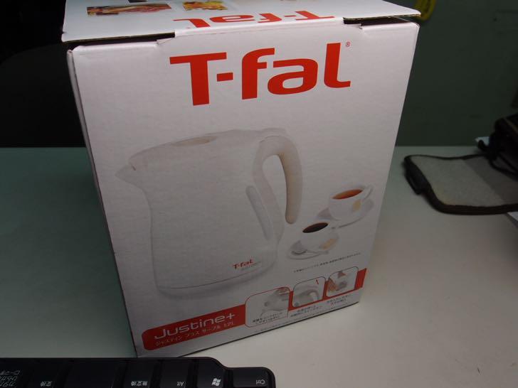 t-falの高速湯沸かしポット