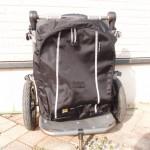 Burleyトレーラーにつける専用トランジットバッグ下/がんばって元を取りましょう