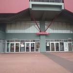 事務的だけど超法規的対応してくれるすばらしい広島球団のスタジアム案内受付
