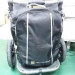 BURLEYのトレーラーにつけるトランジットバッグ。通勤に使ってみた率直な感想