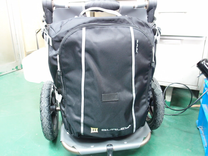 Burleyトランジットバッグ