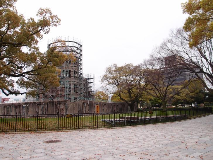 広島市原爆ドーム