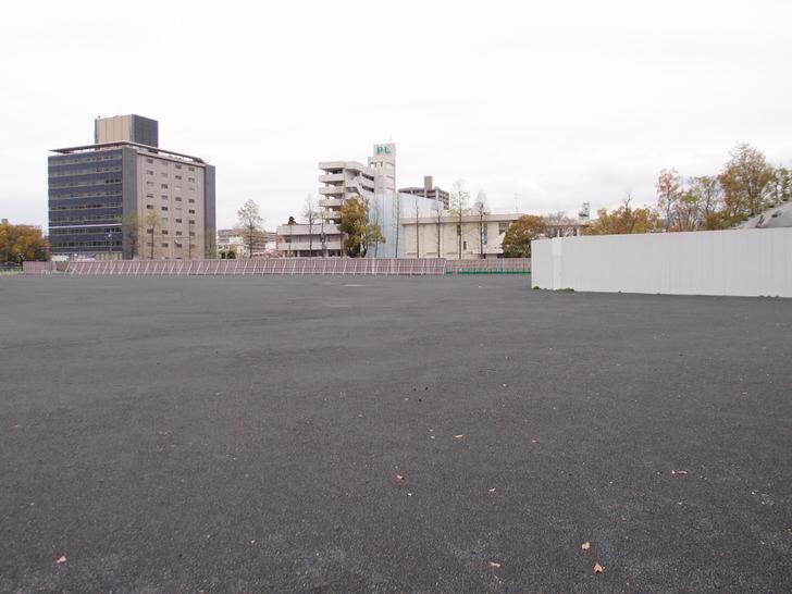 広島市民球場跡地