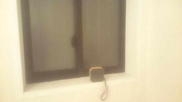 OMAKERの防水Bluetoothスピーカー