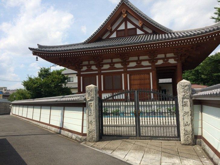 熊谷石上寺