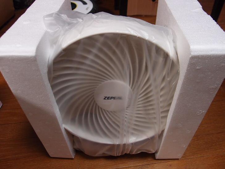 マルチパーパス扇風機