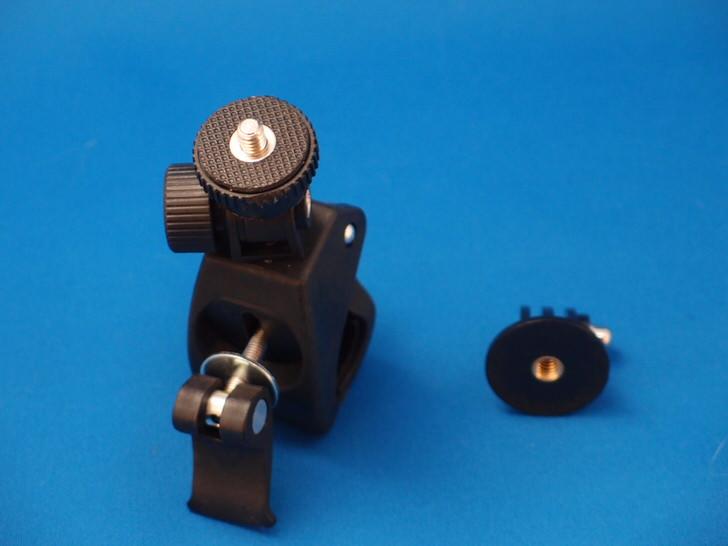 自転車ハンドル用カメラマウント