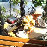 流れるサウンドで癒される昔風の喫茶店川越カフェJAZZ好き川越市民の憩いの場