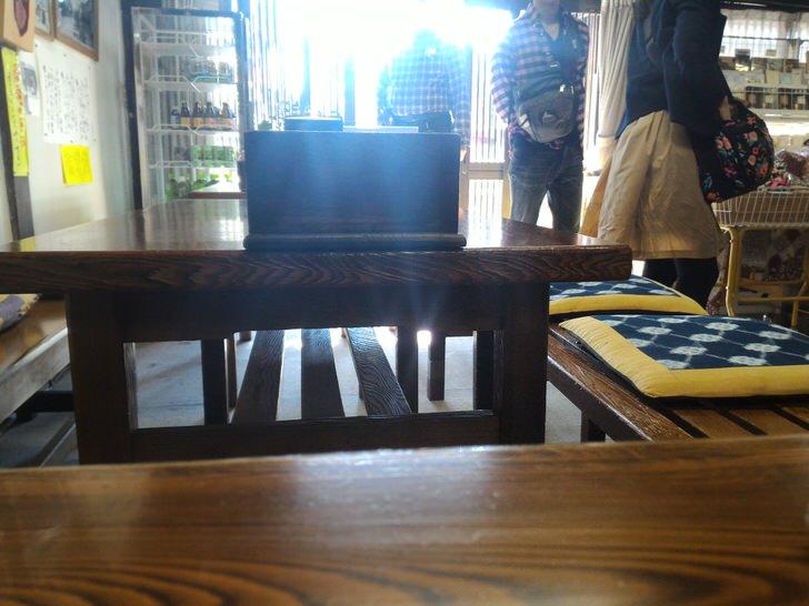 大島屋でコーヒータイム