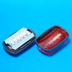 【PR】ママチャリの安全確保テールランプ。点滅パターンは何通りかわかりますか?