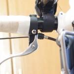 補助ブレーキ取り外し作業の一部始終、軽量化の効果はおよそマイナス70グラム