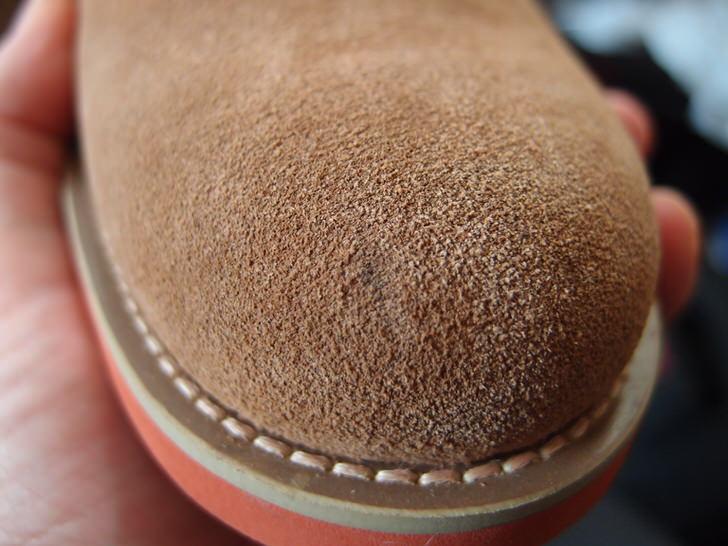 Amazonで買った靴
