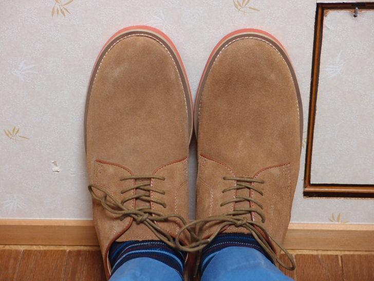 Amazonで靴
