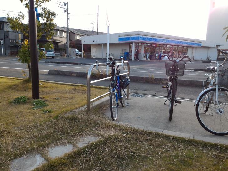 サイクリングのオアシスマクド