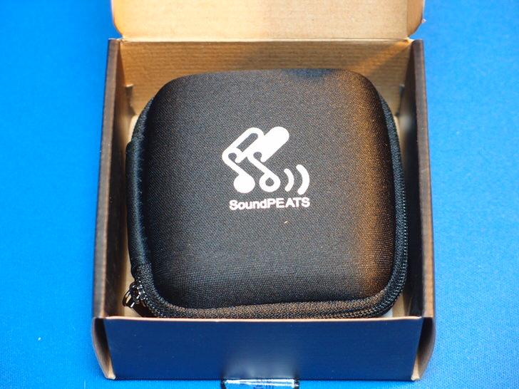 SoundPEATS bluetooth イヤホン 高音質 スポーツ仕様