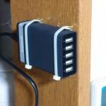 【PR】嫁も娘も満足!みんなでスマホ同時充電したいとき取り合いにならない5ポートUSB急速充電器inateckから