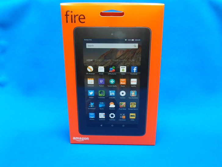 Kindle Fire タブレット7インチ