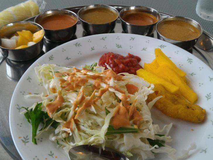 深谷インド料理スキマハル