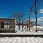 雪の日に福島県泉崎駅あたりへ行くと命の危険をマジ感じる