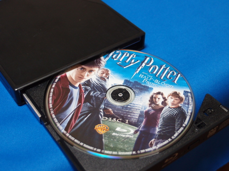 Blu-rayプレイヤー